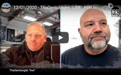 """TheDentologist """"LIVE"""" PDR Interview w/ Randy Hobson"""